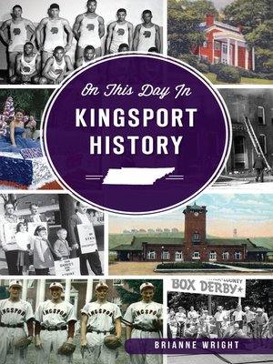 cover image of On This Day in Kingsport History