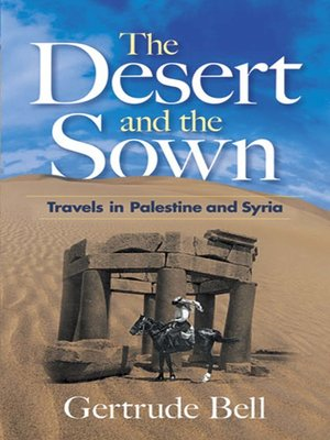 cover image of The Desert and the Sown