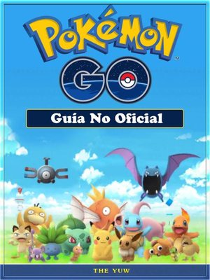 cover image of Pokemon GO Guía No Oficial