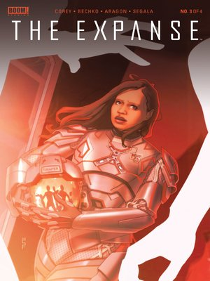cover image of The Expanse #3