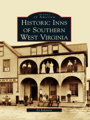 cover image of Historic Inns of Southern West Virginia