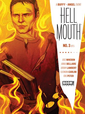 cover image of Hellmouth (2019), Issue 3