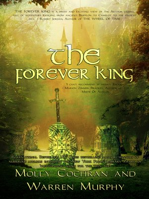 cover image of The Forever King