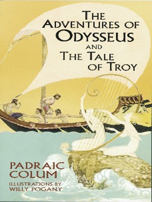 cover image of The Adventures of Odysseus and The Tale of Troy