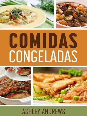 cover image of Comidas congeladas