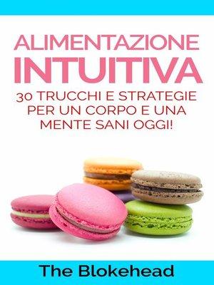cover image of Alimentazione intuitiva