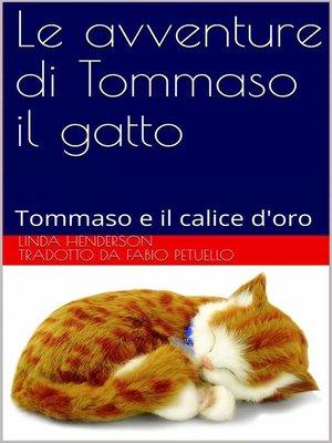 cover image of Le avventure di Tommaso il gatto