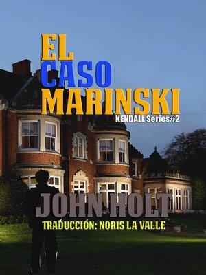 cover image of El Caso Marinski