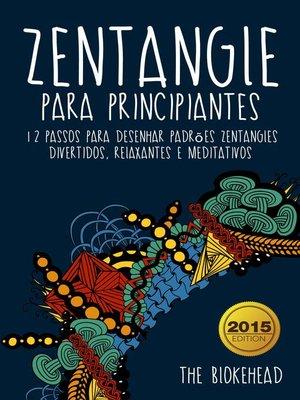 cover image of Zentangle Para Principiantes