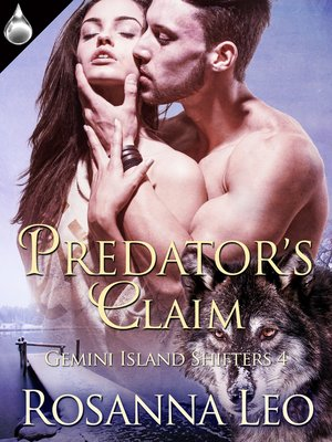 cover image of Predator's Claim