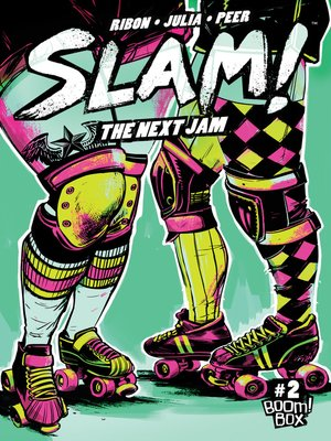 cover image of SLAM!: The Next Jam (2017), Issue 2