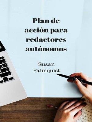 cover image of Plan de acción para redactores autónomos