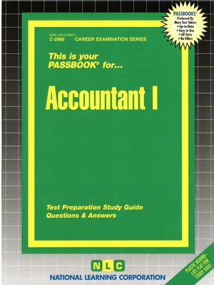 cover image of Accountant I