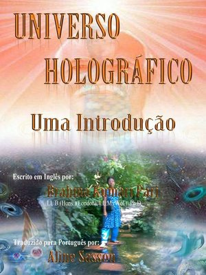 cover image of Universo Holográfico