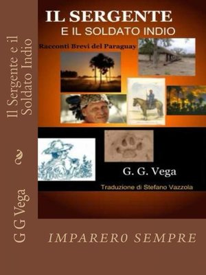 cover image of Il sergente e il soldato indio