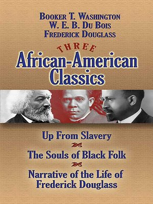 cover image of Three African-American Classics