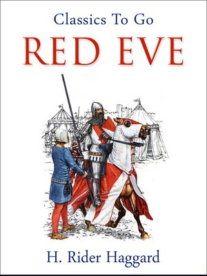 cover image of Red Eve
