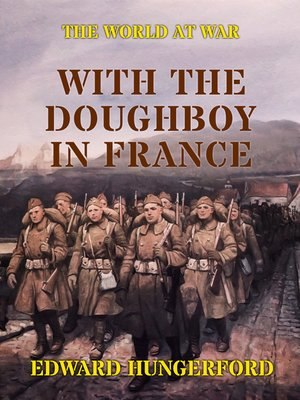 cover image of With the Doughboy in France