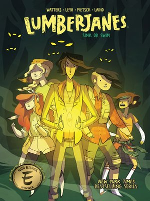 cover image of Lumberjanes, Volume 6
