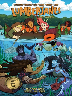 cover image of Lumberjanes, Volume 5