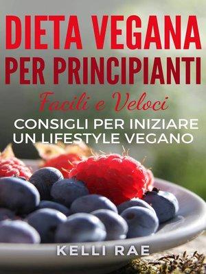 cover image of Dieta Vegana per Principianti
