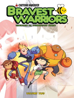 cover image of Bravest Warriors (2012), Volume 2