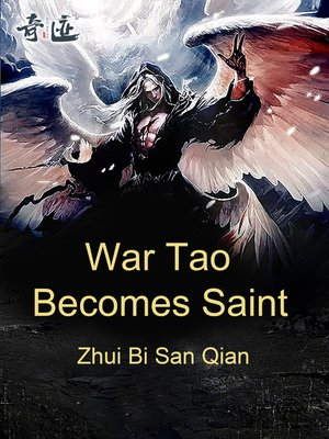 cover image of War Tao Becomes Saint