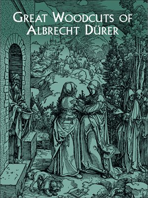 cover image of Great Woodcuts of Albrecht Dürer