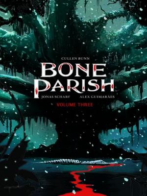 cover image of Bone Parish (2018), Volume 3