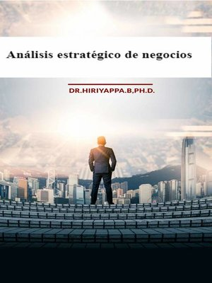 cover image of Análisis estratégico de negocios
