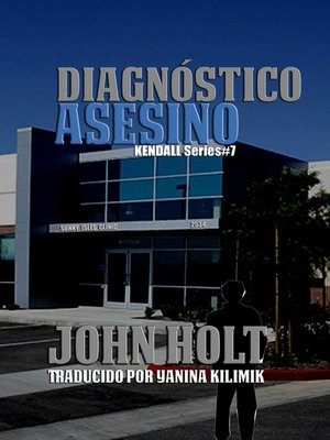 cover image of Diagnóstico Asesino