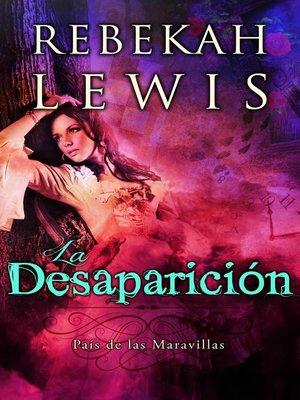 cover image of La Desaparición