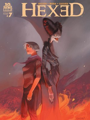 cover image of Hexed: The Harlot and the Thief (2014), Issue 7