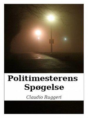 cover image of Politimesterens Spøgelse