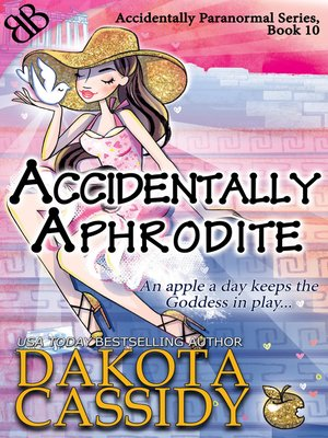 cover image of Accidentally Aphrodite