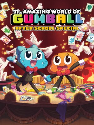 cover image of Amazing World of Gumball After School Special