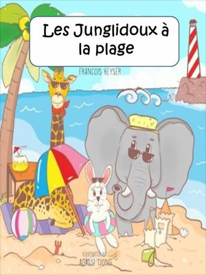 cover image of Les Junglidoux à la plage