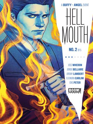 cover image of Hellmouth (2019), Issue 2
