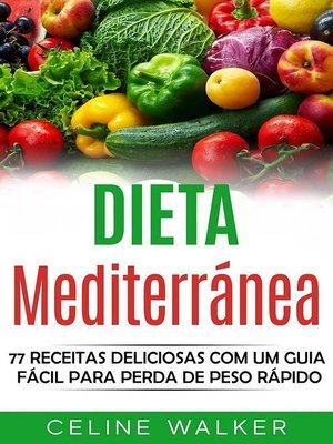 cover image of Dieta mediterránea