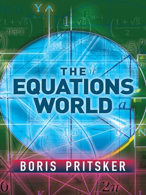 cover image of The Equations World