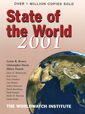 cover image of State of the World 2001