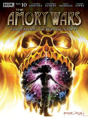 cover image of The Amory Wars: Good Apollo, I'm Burning Star IV, Issue 10