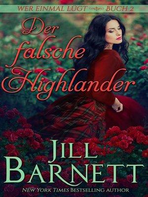 cover image of Der falsche Highlander