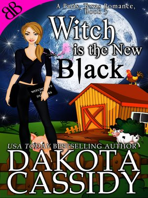 cover image of Witch Is the New Black