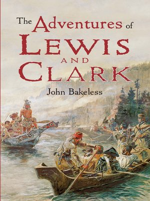 cover image of The Adventures of Lewis and Clark