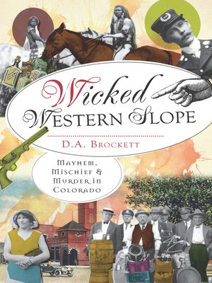 cover image of Wicked Western Slope