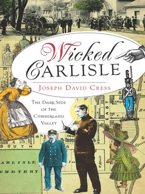 cover image of Wicked Carlisle