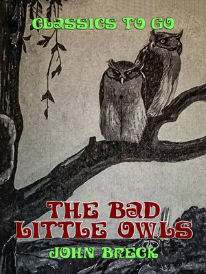 cover image of The Bad Little Owls