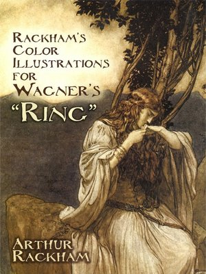 """cover image of Rackham's Color Illustrations for Wagner's """"Ring"""""""