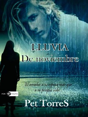 cover image of Lluvia de Noviembre